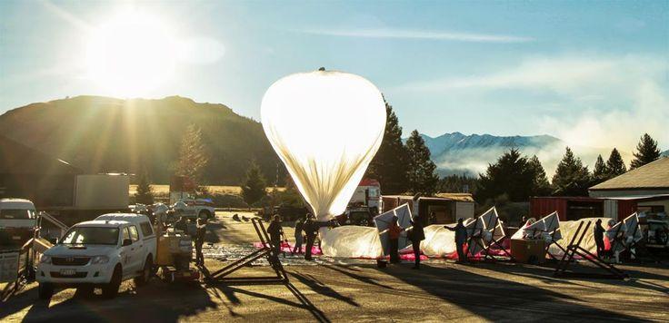 Projet Loon : nouveau plan de vol pour les ballons stratosphériques de Google (PCINpact)