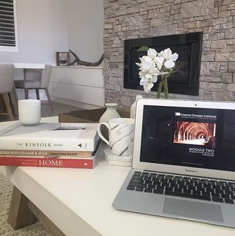 Re Post From Who Is Currently Studying For Assignment 2 Of Our Online Interior Design Course