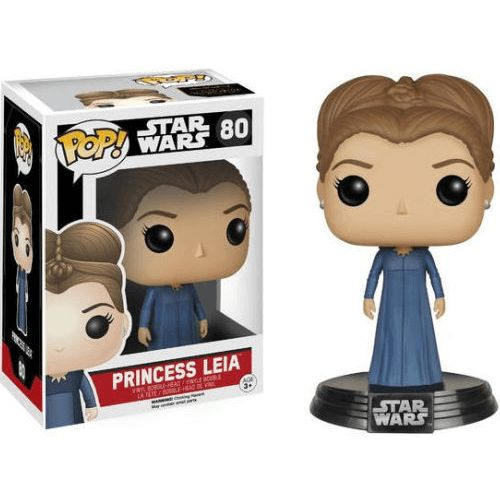 Figurine POP Star Wars EP7 Princesse Leia