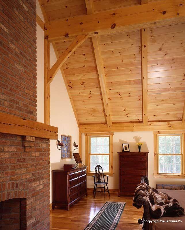 Barn Home Photo Gallery - Category: Classic Farmhouse - Davis Frame