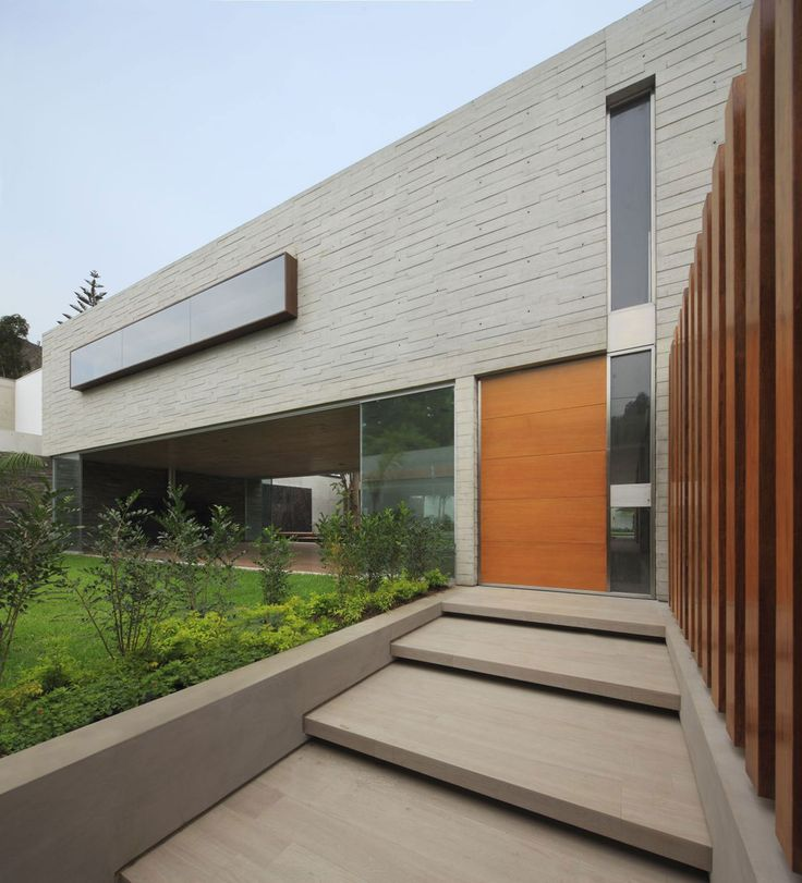 modern contemporary front steps Google Search
