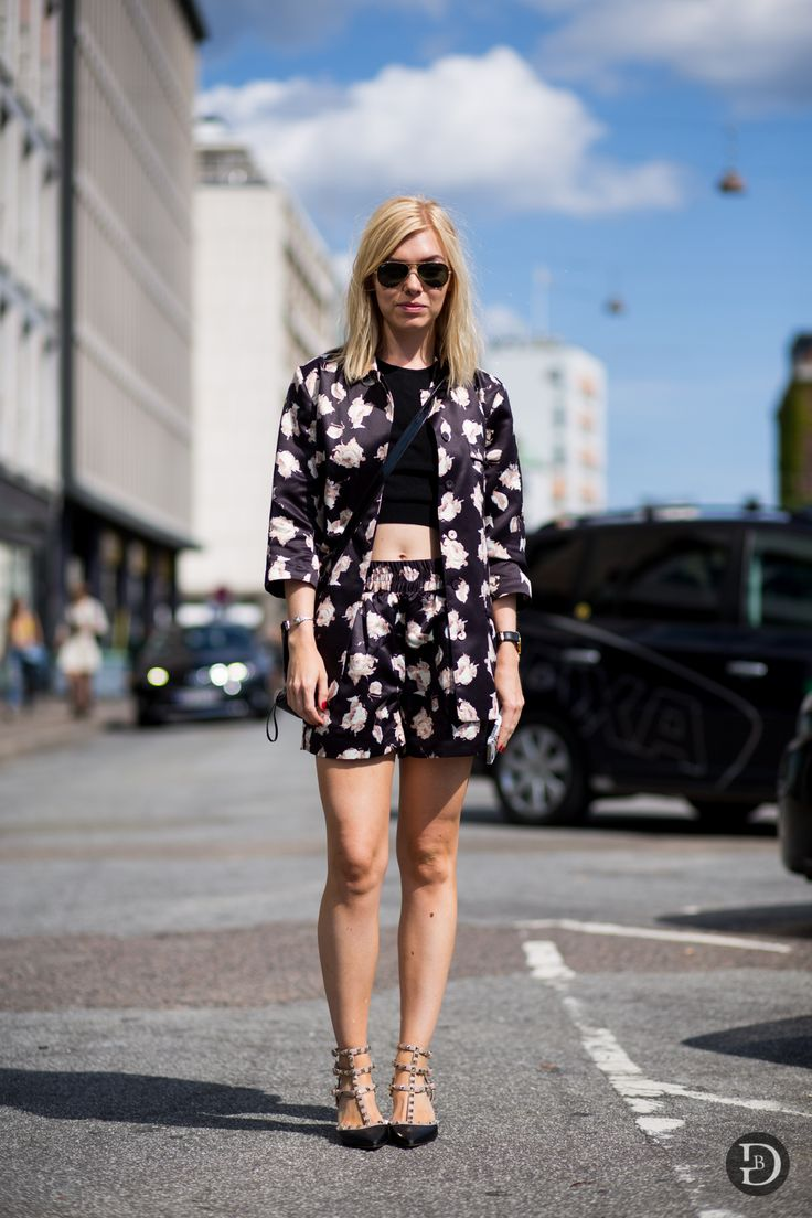 Matchy Matchy Josephineaarkrogh In Copenhagen Fashion Pinterest