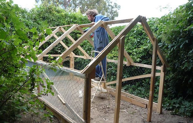 How to Build a Greenhouse | 7 DIY Greenhouses - DIY Projects | Craft Projects | DIY Ready