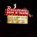 See a movie in a drive in, also go to the swap & shop during the day...