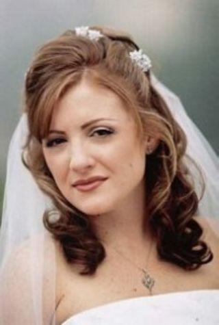 WEDDING HAIRSTYLES 2011 - Easy Updo Hairstyles - Zimbio
