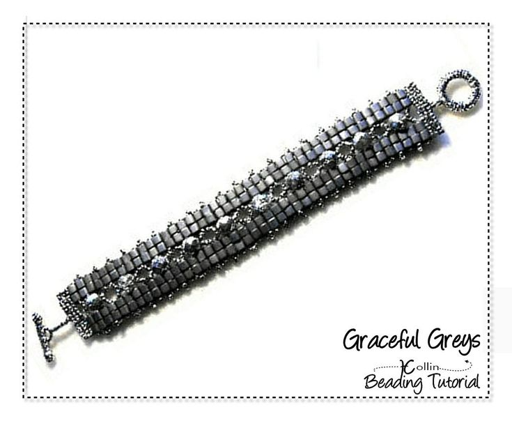 Beading Tutorials and Patterns, Simple Bracelet, Seed Bead
