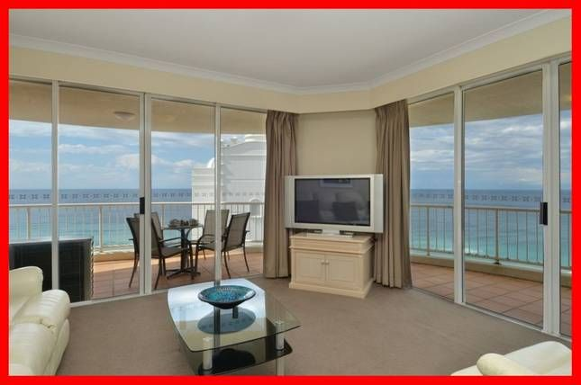 'Moroccan' 3 bedroom Level 19 BEACHFRONT | Surfers Paradise, QLD | Accommodation