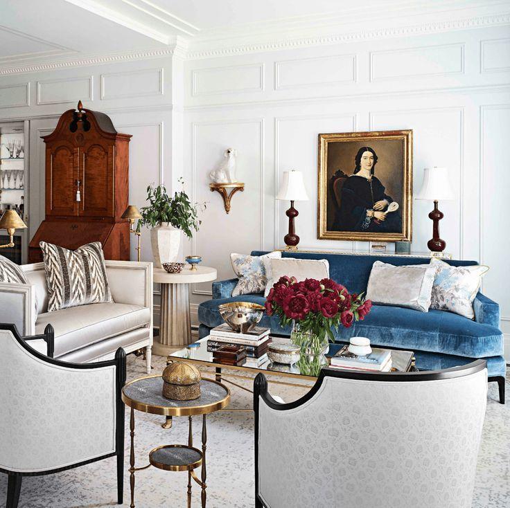 Incrdible Fresh Blue And White Living Room Art Deco Living Room Elegant Living Room Design Modern Minimalist Living Room