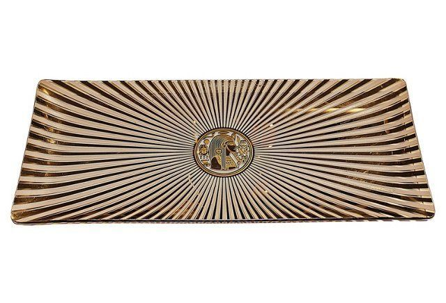 George Briard Mid-Century Modern Platter