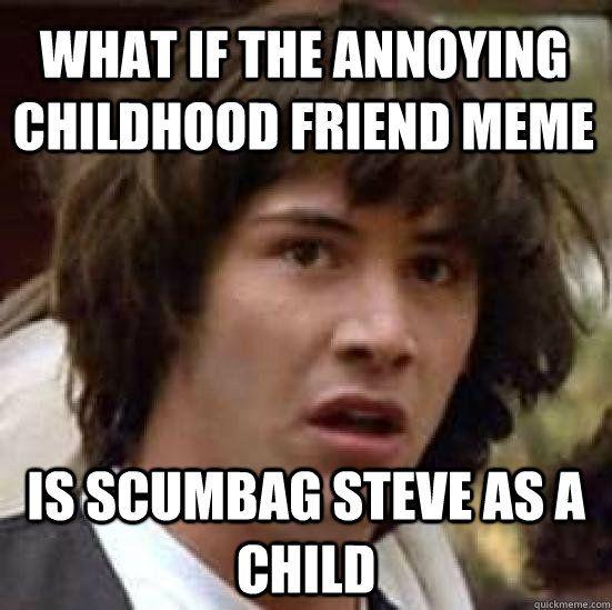 Scumbag Steve meme funny - http://whyareyoustupid.com/scumbag-steve-meme-funny/?utm_source=snapsocial