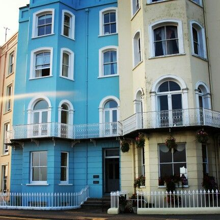 Tenby, South West Wales