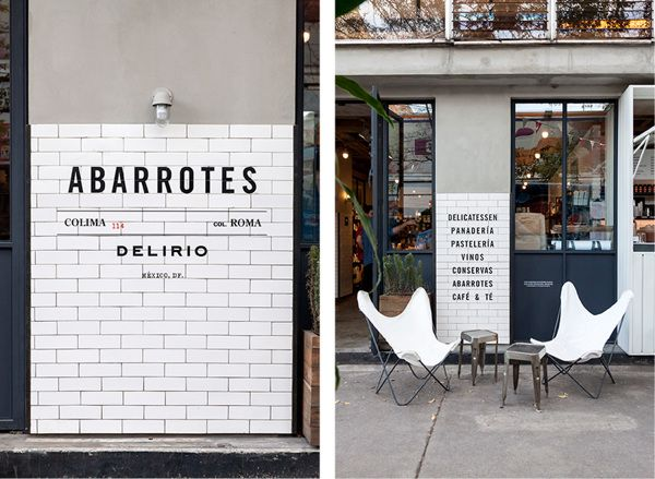 Abarrotes Delirio on Behance