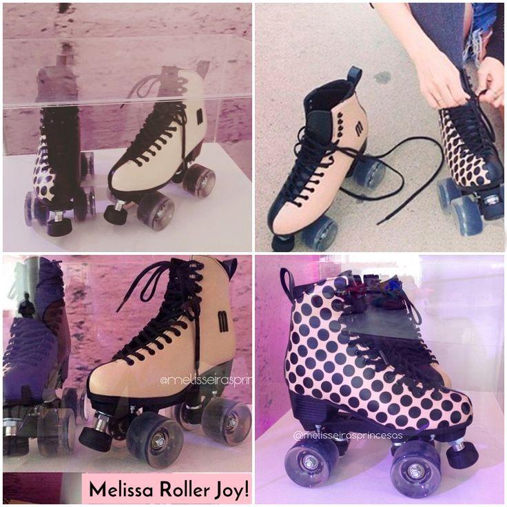 Melissa Roller Joy –  O patins da Melissa!