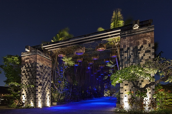 Rainforest Gate at The St. Regis Bali