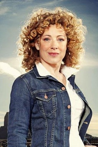 River Song from Doctor Who (2005) played by Alex Kingston