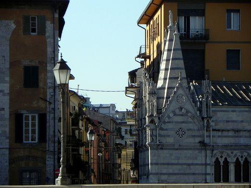 Santa Maria della Spina - Lungarni Pisa
