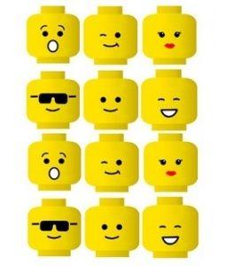 printable lego straws | Printable!!! Lego Straw or pencil toppers