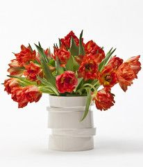Stabel vasen (bred) - The Stacked Vase (wide)
