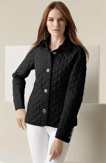 Burberry Brit Quilted Short Jacket | Nordstrom | My Style ... : copford quilted jacket - Adamdwight.com