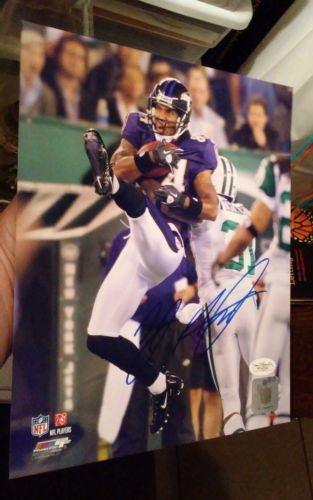 Tj houshmandzadeh 8x10 JSA #W142964 Rare Pic!!! please retweet