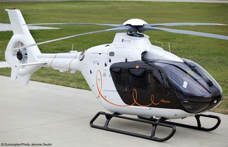 EUROCOPTER EC135 T2 https://avia-angel.com/helicopters-for-sale/airbus-h135/ The EC 135 is a twin-engine multi-role helicopter, which used the latest technological development of Airbus Helicopters.