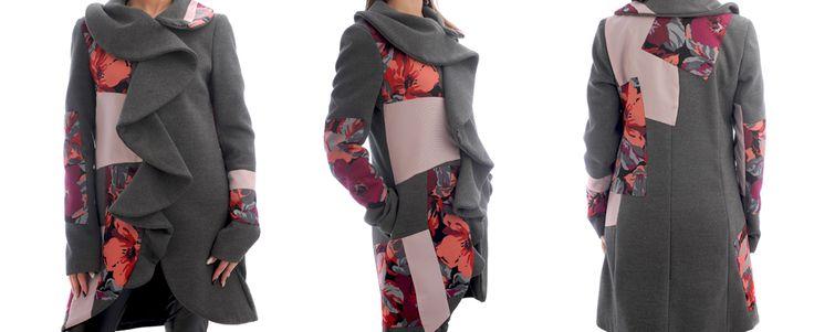 Garment of high fashion handcrafted Italian