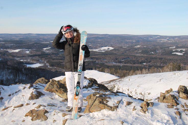 Уральский хребет #горные лыжи #башкирия