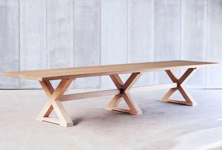 Double Cross Table: Remodelista