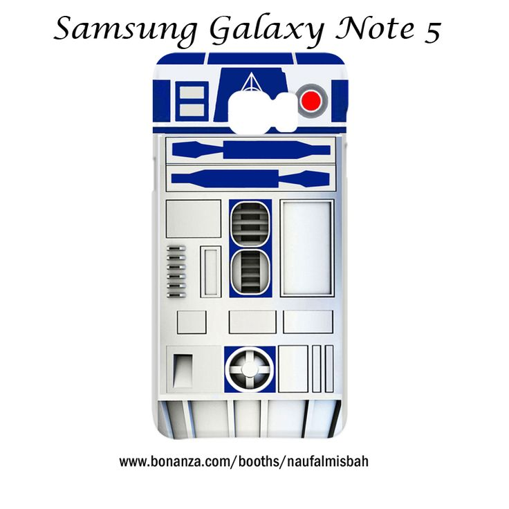 Star Wars R2D2 Samsung Galaxy Note 5 Case Cover Wrap Around