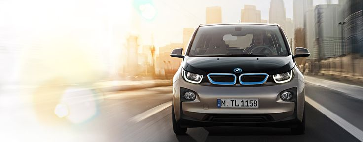 BMW i3. ELECTRIC  AND ELECTRIFYING. Meet the BMW i3.