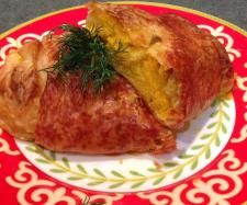 Carrot Cheese Parcels | Official Thermomix Recipe Community