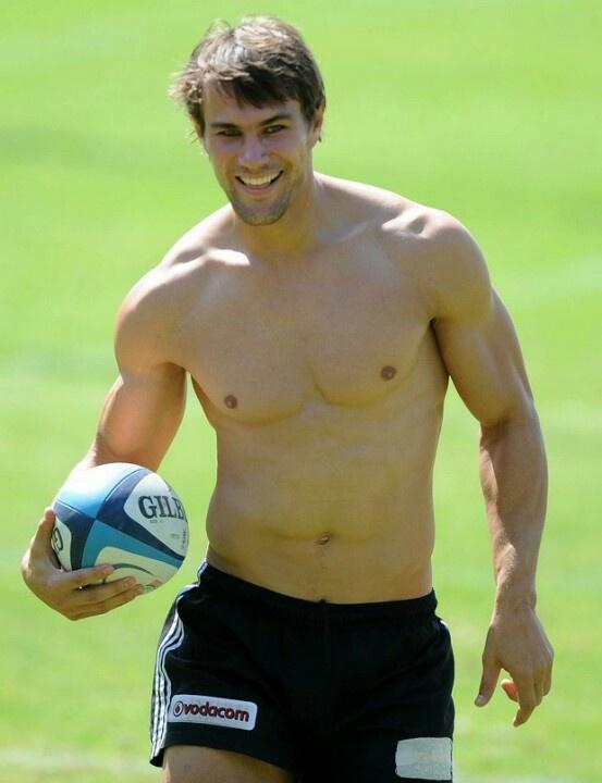 Eben Etzebeth - SA rugby player