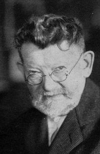 Heinrich Zille-deutscher Grafiker, Maler und Fotograf
