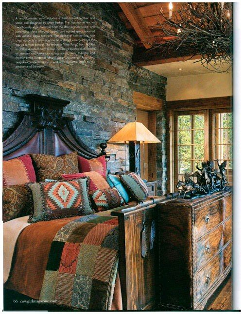 Elegant Awesome Bedding From Double D Ranch!