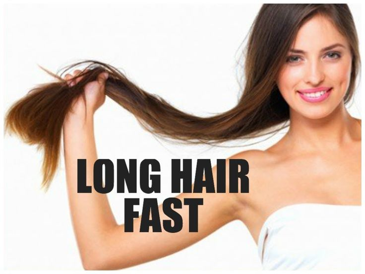 How To Get Long Shiny Hair Fast Naturally At Home