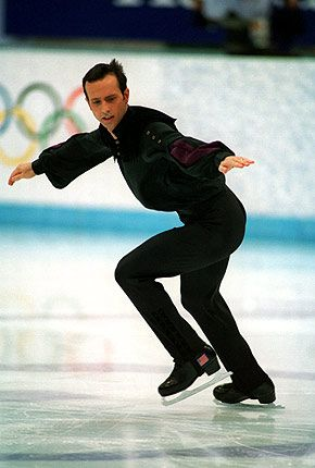 Brian Boitano ~ A favorite all-time skater, he is the 1988 Olympic champion, the 1986 and 1988 World Champion, and the 1985–1988 U.S. National Champion.