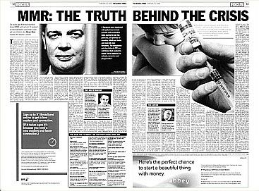 Andrew Wakefield - the fraud investigation