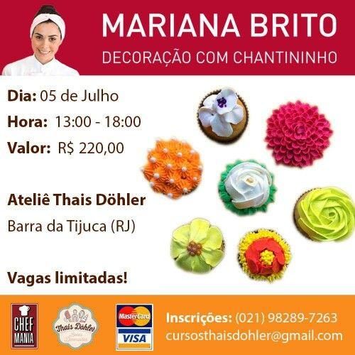 www.chefmania.com.br Chef Mariana Brito