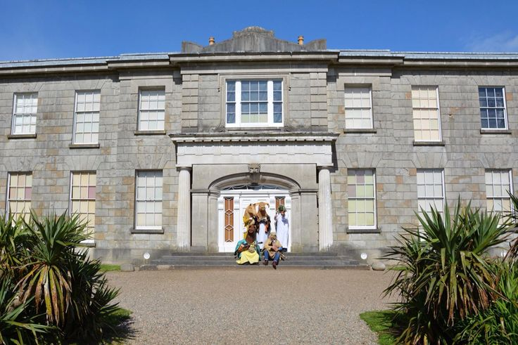 The Argory (National Trust), Moy, Co. Tyrone - Country Fair 2015