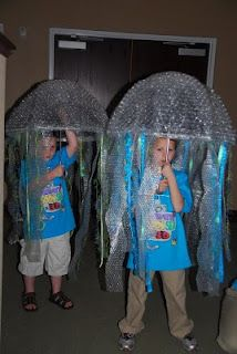 Jellyfish ~ for Halloween in Oregon!