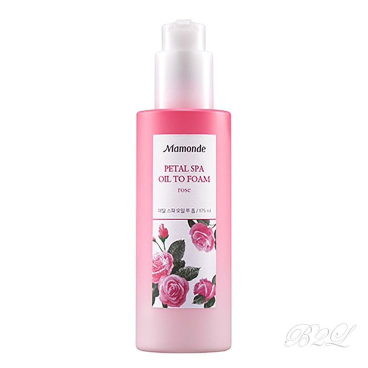 [MAMONDE] Petal Spa Oil to Foam 175ml / Cleansing oil to foam by Amore Pacific #MAMONDE