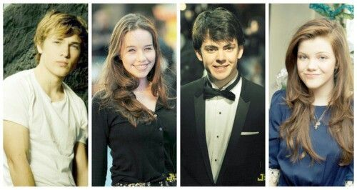William Moseley, Anna Popplewell, Skandar Keynes and Georgie Henley