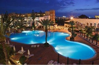 Hotel Atlantic Palace in Agadir, Marokko