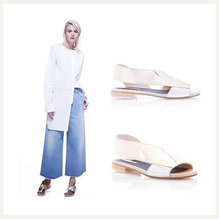 SYDNEY BROWN SHOES: GET THE LOOK