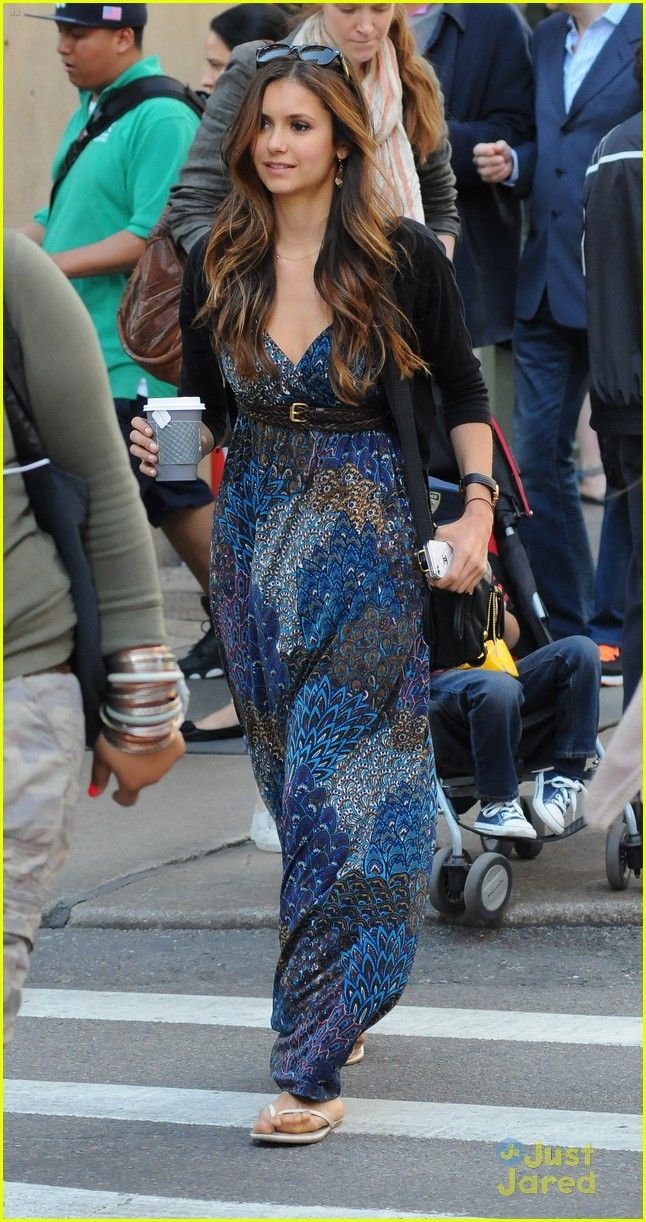 nina dobrev love her ! maybe ill do this with my hair