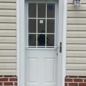 Exterior Side Entry Doors