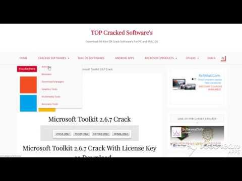 Microsoft toolkit 2.6 7 free download