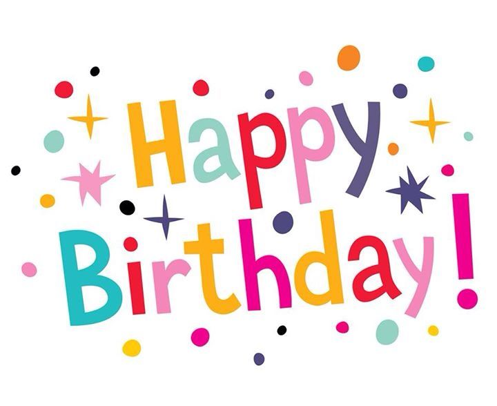 День рождения | Сообщения для дня рождения, Картинки на ...