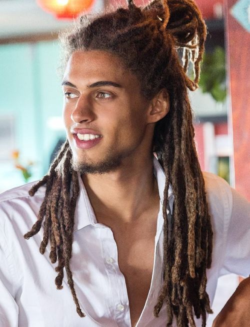 hottest men's dreadlocks styles