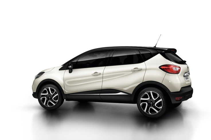 Renault Captur Manhattan series
